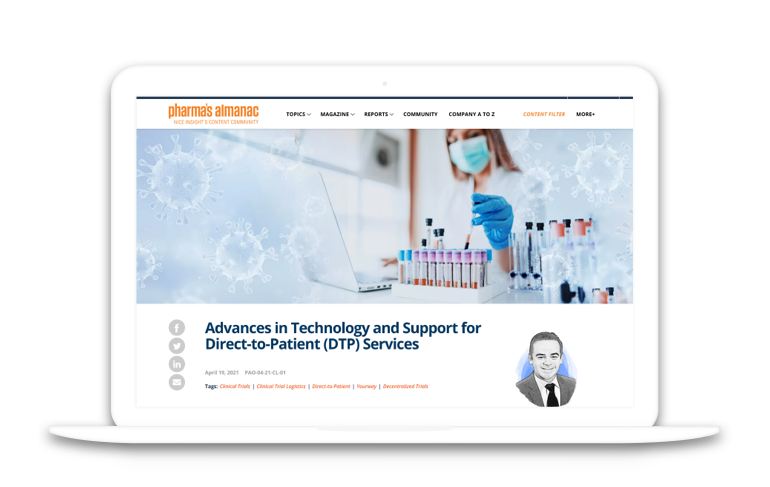 Supporting Global Decentralized and Virtual Clinical Trials During Challenging Times and Beyond