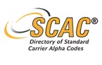 Certificate of Standard Carrier Alpha Code (SCAC)